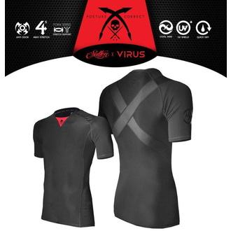 tričko pánské (technické) SULLEN - VIRUS X SULLEN POSTURE CORRECT - SCM0042_BK