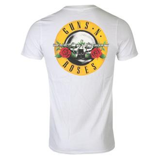 tričko pánské Guns N' Roses - F&B Packaged Classic Logo - ROCK OFF, ROCK OFF, Guns N' Roses
