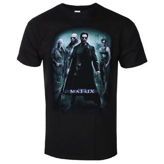 tričko pánské Matrix - GrouP Poster - Black, BIL, Matrix