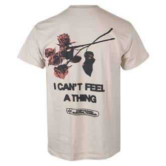 tričko pánské Bring Me The Horizon - Flowers - SAND - ROCK OFF, ROCK OFF, Bring Me The Horizon