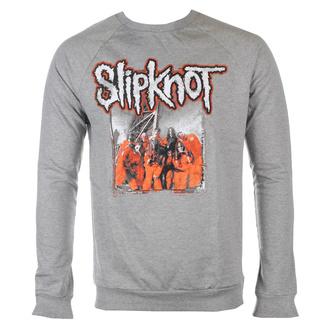 tričko s dlouhým rukávem unisex Slipknot - Self-Titled - GREY - ROCK OFF, ROCK OFF, Slipknot