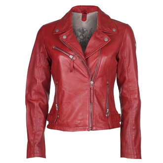 bunda dámská (křivák) GGPasja W20 LNV - red, NNM