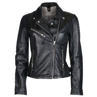 bunda dámská (křivák) GGPasja W20 LNV - black, NNM