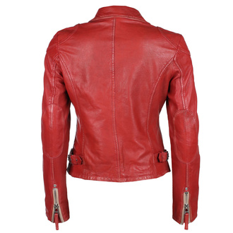 bunda dámská (křivák) PGG W20 LABAGW - red, NNM
