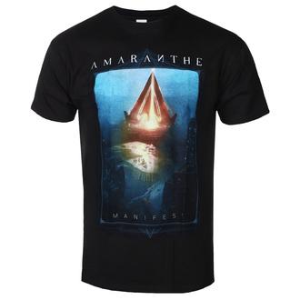 tričko pánské Amaranthe - Manifest Cover, NNM, Amaranthe