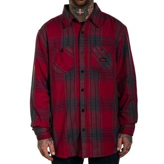 košile pánská SULLEN - EMPIRE - SCM3115_BRG