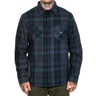 košile pánská SULLEN - ELECTRIC - SCM3114_BKB