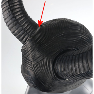 maska (rohy) ZOELIBAT - POŠKOZENÁ, ZOELIBAT
