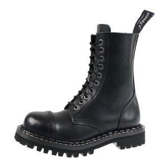 boty STEADY´S - 10 dírkové - Black - STE/10_black