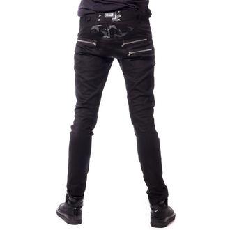 kalhoty pánské VIXXSIN - STAR CHAOS - BLACK, VIXXSIN