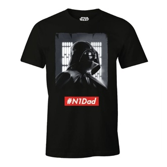 tričko pánské STAR WARS - N1 DAD - BLACK - LEGEND, LEGEND, Star Wars