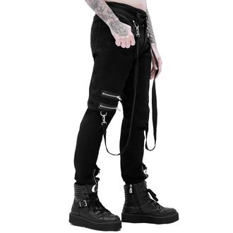 kalhoty pánské KILLSTAR - Steele Bondage, KILLSTAR