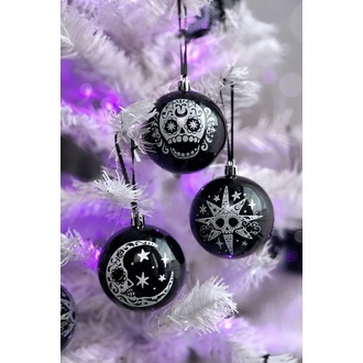 vánoční výzdoba (baňka) KILLSTAR - Sugarhigh Hexmas, KILLSTAR