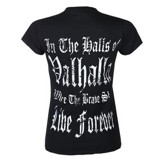 tričko dámské VICTORY OR VALHALLA - THOR'S HAMMER, VICTORY OR VALHALLA