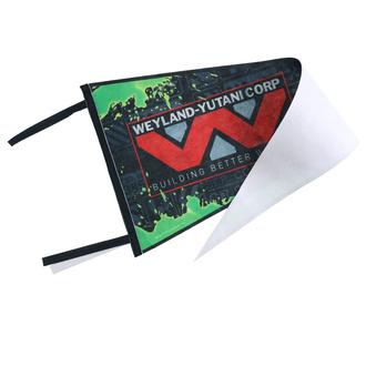 vlajka Alien - Pennant Weyland-Yutani Corp, NNM, Alien