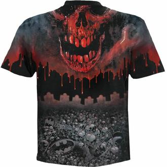 tričko pánské SPIRAL - Batman - ASYLUM WRAP - Black, SPIRAL, Batman