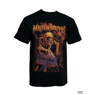 tričko pánské Megadeth - Peace sells - LIVE NATION - PEMGD002