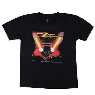 tričko dětské ZZ Top - Eliminator - LOW FREQUENCY, LOW FREQUENCY, ZZ-Top