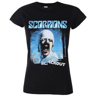 tričko dámské Scorpions - Blackout - LOW FREQUENCY, LOW FREQUENCY, Scorpions