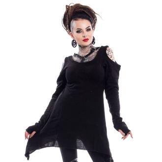 svetr dámský Poizen Industries - TABITHA - BLACK - POI512