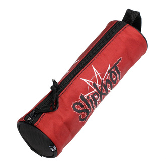 pouzdro (penál) SLIPKNOT - WANYK STAR RED, NNM, Slipknot