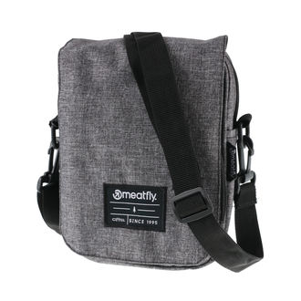 taška MEATFLY - Handy 2 - B Heather Gray, MEATFLY
