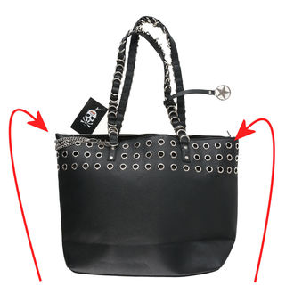 taška (kabelka) DISTURBIA - VOID - DCSS17-139 - POŠKOZENÁ, DISTURBIA