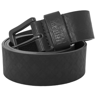pásek URBAN CLASSICS - Fake Leather - black, URBAN CLASSICS