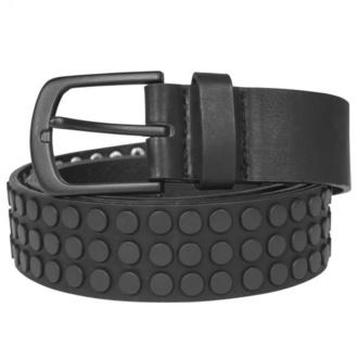 pásek URBAN CLASSICS - Rivet - black, URBAN CLASSICS