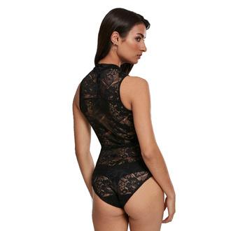 body dámské URBAN CLASSICS - Laces - black, URBAN CLASSICS