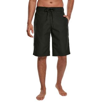 kraťasy pánské (plavky) URBAN CLASSICS - black, URBAN CLASSICS