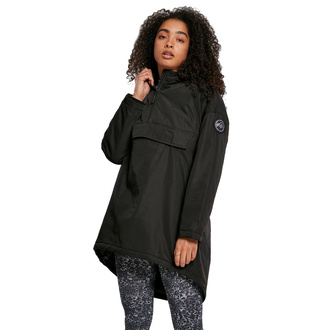 bunda dámská URBAN CLASSICS - Pull Over Jacket - black - TB3787