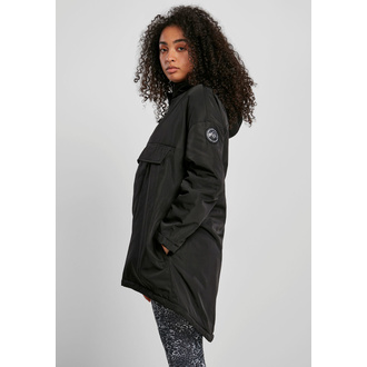 bunda dámská URBAN CLASSICS - Pull Over Jacket - black, URBAN CLASSICS