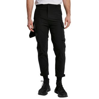 kalhoty pánské URBAN CLASSICS - Commuter - black, URBAN CLASSICS