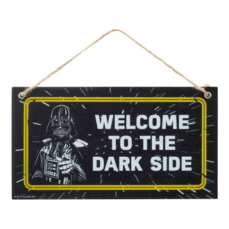 cedulka Star Wars - Fathers Day - Welcome To The Dark Side - FKSW06420