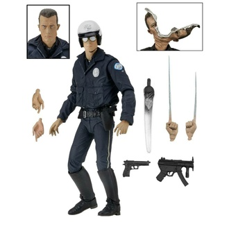 figurka Terminator 2 - T-1000 - Motorcycle Cop - NECA51914