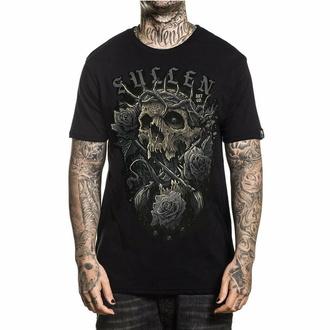 tričko pánské SULLEN - THE HLADIK - BLACK - SCM3035_BK