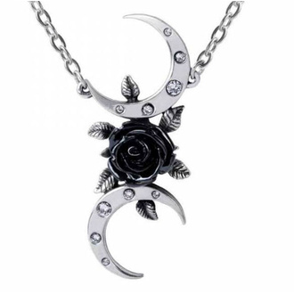 obojek ALCHEMY GOTHIC - The Black Goddess - P870