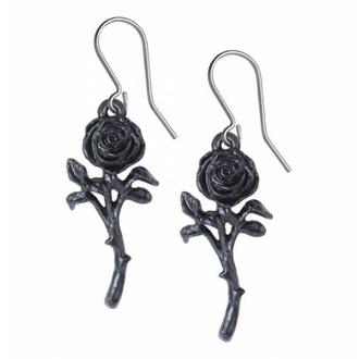 náušnice ALCHEMY GOTHIC - Romance Of The Black Rose - E421