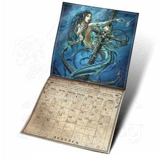kalendář na rok 2018 ALCHEMY GOTHIC - The Rose Mysterium, ALCHEMY GOTHIC
