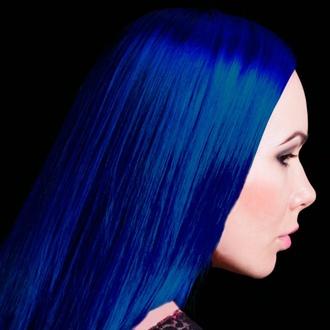 barva na vlasy MANIC PANIC - Amplified - Shocking Blue, MANIC PANIC