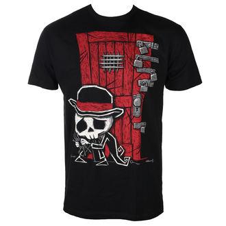 tričko pánské AKUMU INK - Locked In, Akumu Ink