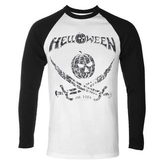 tričko pánské s dlouhým rukávem HELLOWEEN - Pirate - NUCLEAR BLAST, NUCLEAR BLAST, Helloween