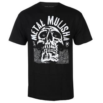 tričko pánské METAL MULISHA - REP - BLK - MM1951804.01_BLK