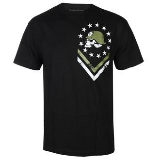 tričko pánské METAL MULISHA - COLONY - BLK - MM1951800.01_BLK