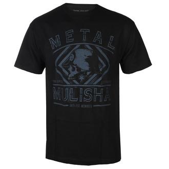 tričko pánské METAL MULISHA - SPRAY - BLK - MM1951814.01_BLK
