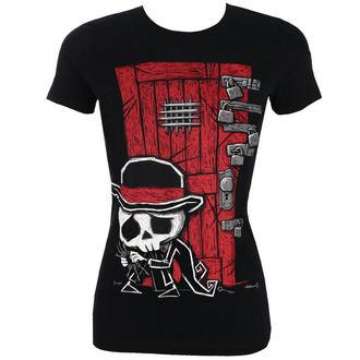 tričko dámské AKUMU INK - Locked In, Akumu Ink