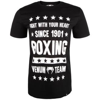 tričko pánské VENUM - Boxing Origins - Black, VENUM