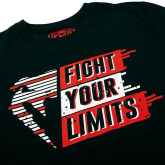tričko pánské VENUM - Fight your Limits - Black