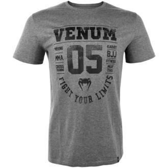 tričko pánské VENUM - Origins - Heather Grey, VENUM